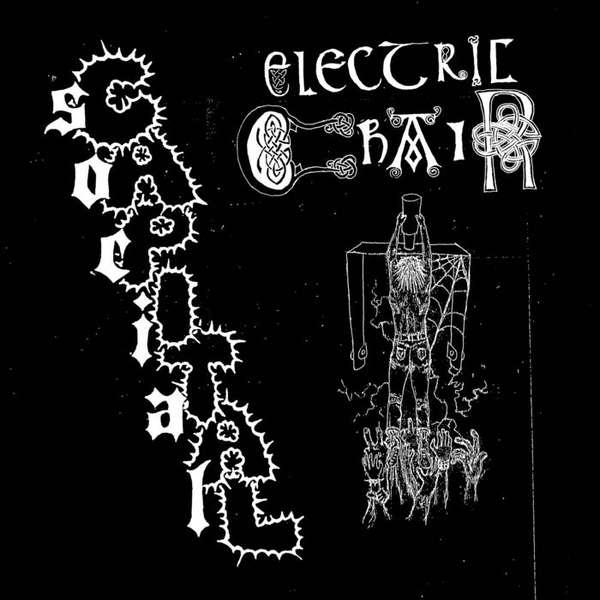 Electric Chair – Social Capital cover artwork
