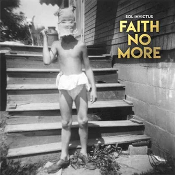 Faith No More – Sol Invictus cover artwork