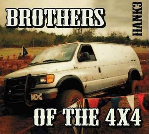 Hank Williams III – Brothers Of The 4x4 cover artwork
