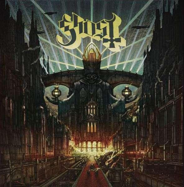 Ghost – Meliora cover artwork