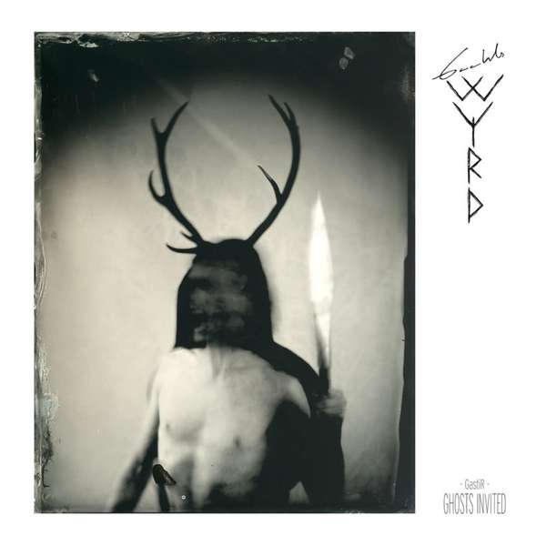 Gaahl's Wyrd – GastiR - Ghosts Invited cover artwork