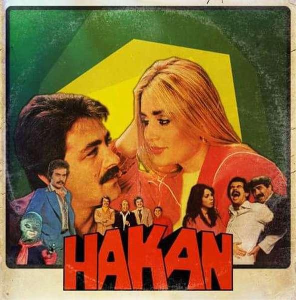 Hakan – Hakan II cover artwork