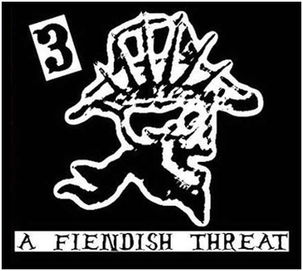 Hank Williams III – A Fiendish Threat cover artwork