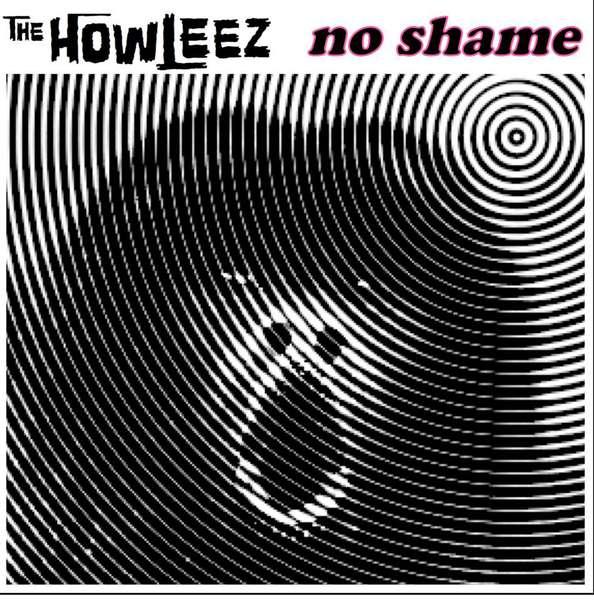 The Howleez – No Shame cover artwork