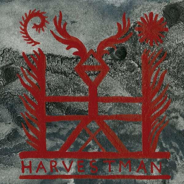 Harvestman – Music For Megaliths cover artwork