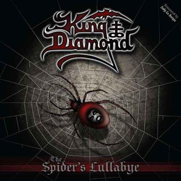 King Diamond – The Spider's Lullabye (reissue) cover artwork