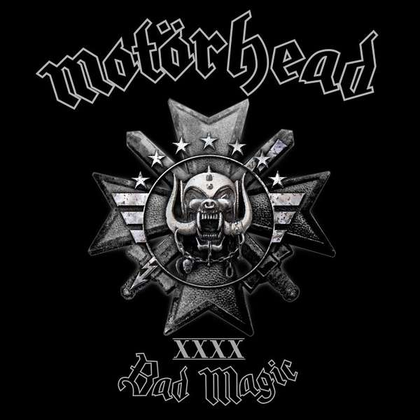 Motörhead – Bad Magic cover artwork