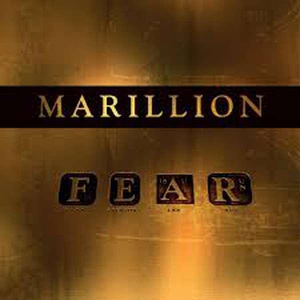 Marillion – F.E.A.R. cover artwork