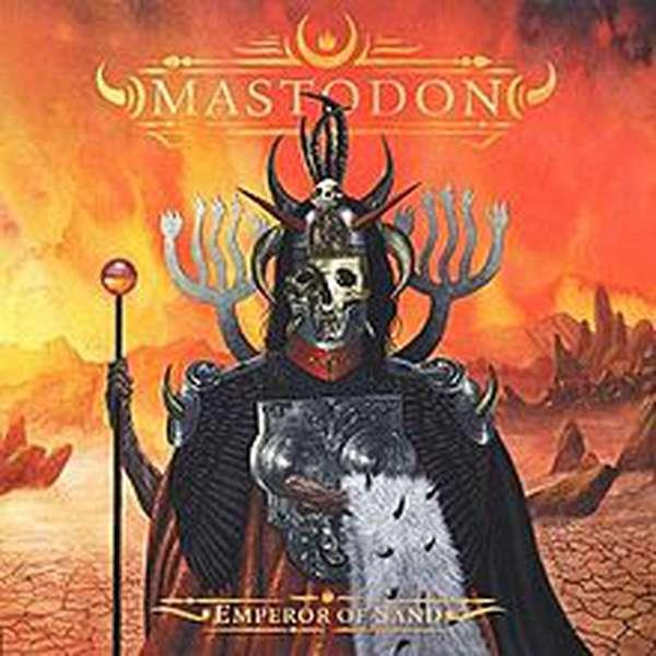 Mastodon – Emperor of Sand cover artwork