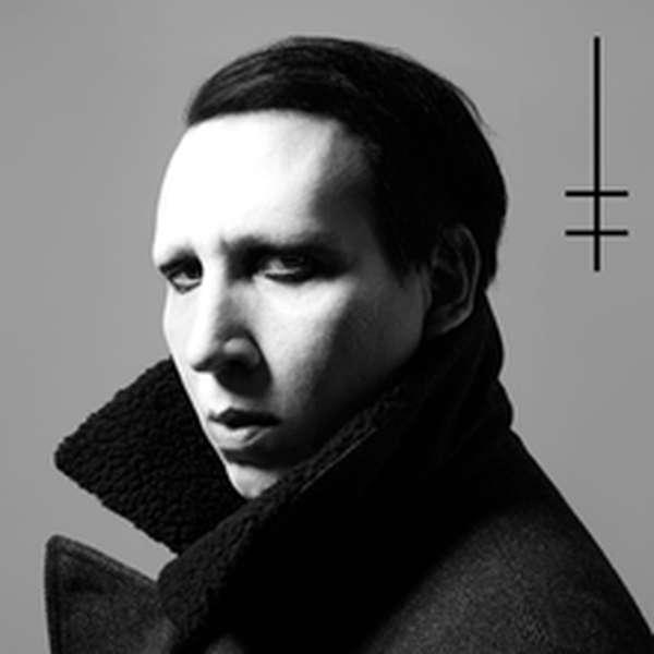 Marilyn Manson – Heaven Upside Down cover artwork
