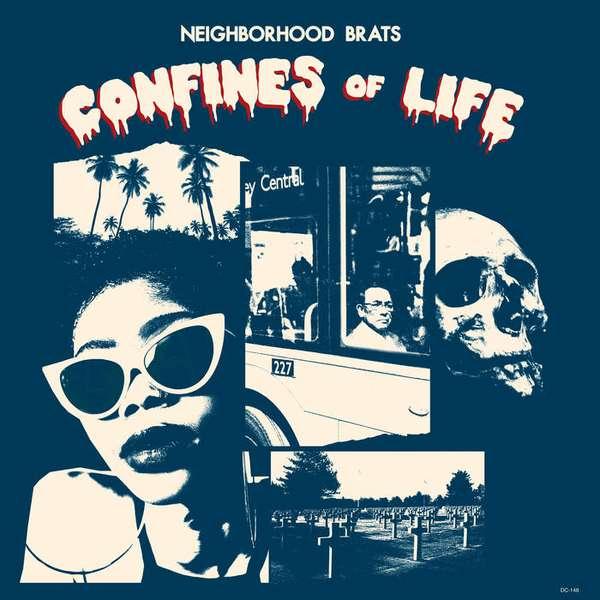 Neighborhood Brats – Confines of Life cover artwork