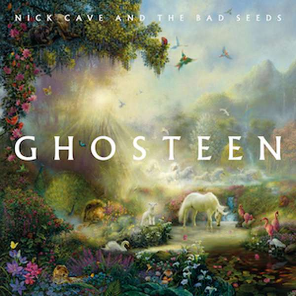 Nick Cave & The Bad Seeds – Ghosteen cover artwork