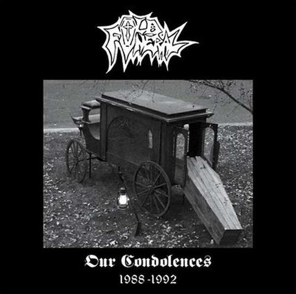 Old Funeral – Our Condolences (1988-1992) cover artwork