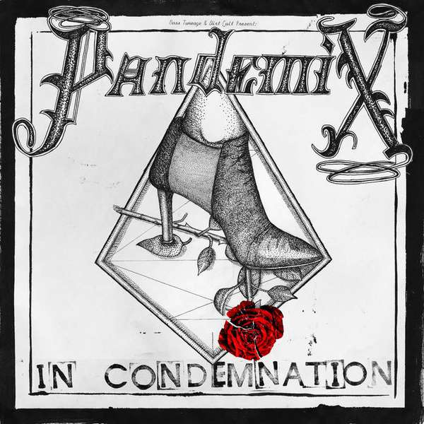 Pandemix – In Condemnation cover artwork