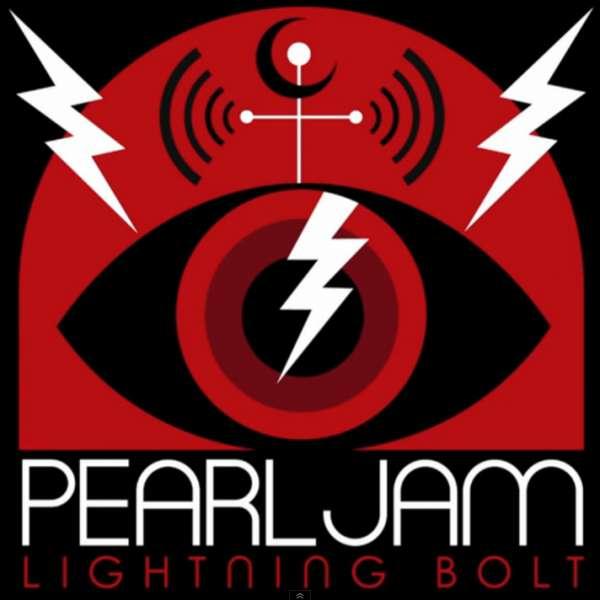 Pearl Jam – Lightning Bolt cover artwork