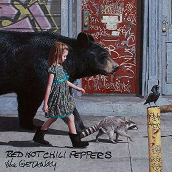 Red Hot Chili Peppers – The Getaway cover artwork