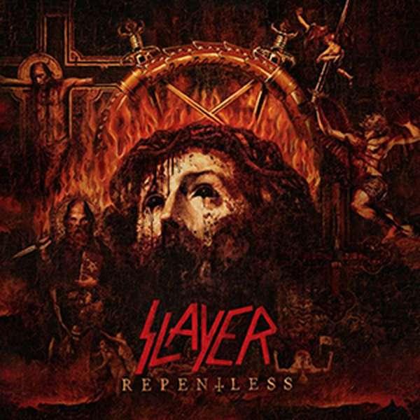 Slayer – Repentless cover artwork