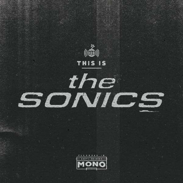 The Sonics – This is The Sonics cover artwork