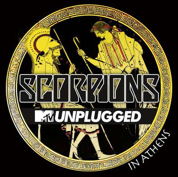 Scorpions – MTV Unplugged in Athens cover artwork