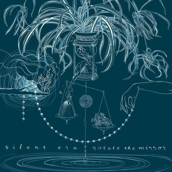 Silent Era – Rotate the Mirror cover artwork