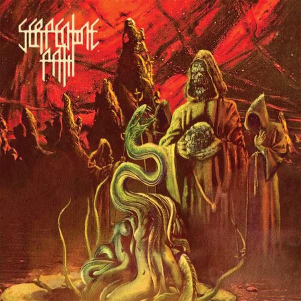Serpentine Path – Emanations cover artwork