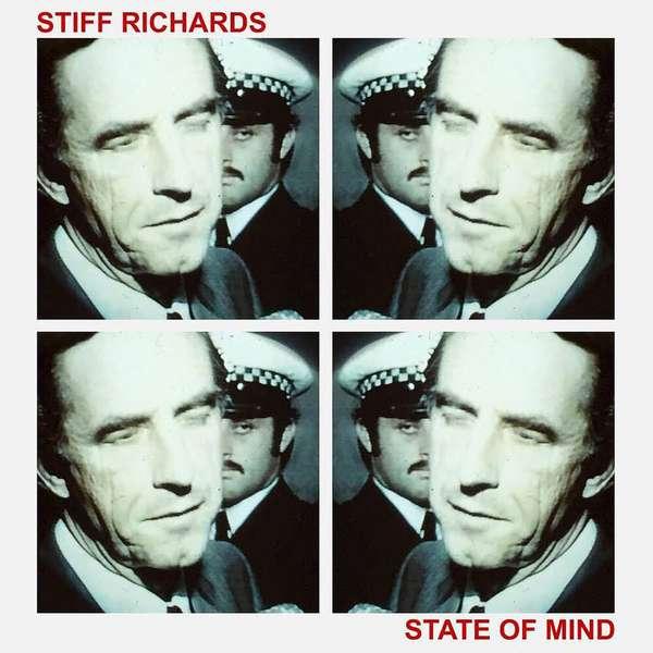 Stiff Richards – State Of Mind cover artwork