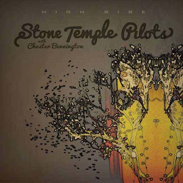 Stone Temple Pilots with Chester Bennington – High Rise EP cover artwork