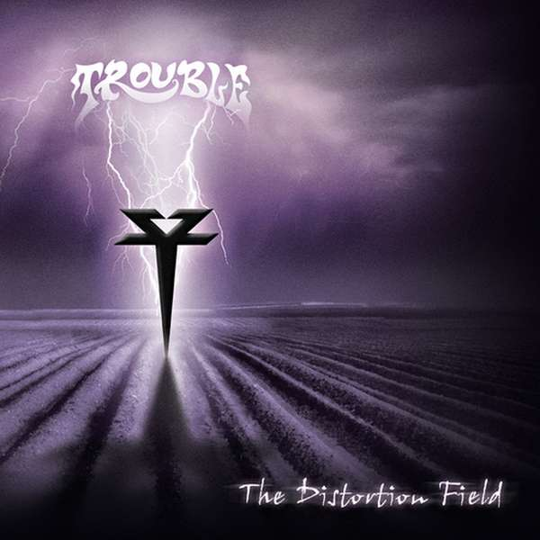 Trouble – The Distortion Field cover artwork