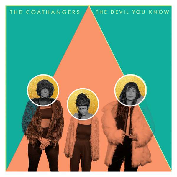 Coathangers – The Devil You Know cover artwork