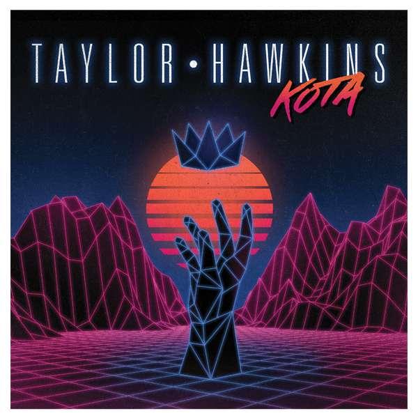 Taylor Hawkins – KOTA e.p. cover artwork