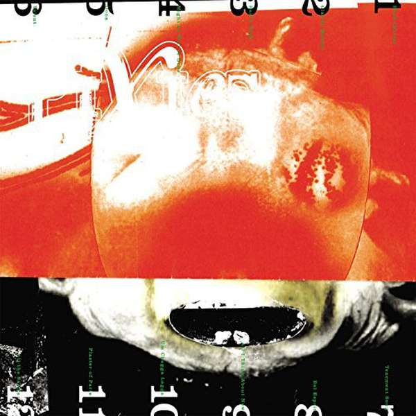 Pixies – Head Carrier cover artwork