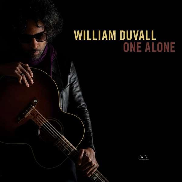 William DuVall – One Alone cover artwork