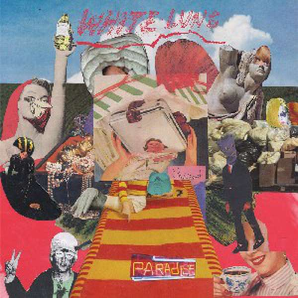 White Lung – Paradise cover artwork