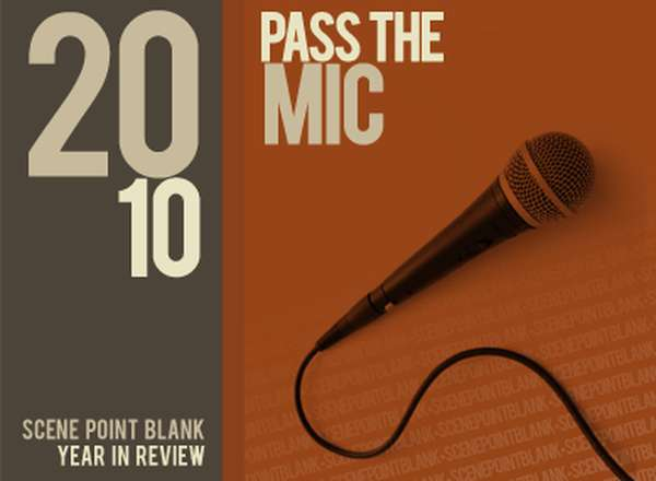 Pass The Mic: Record Labels and Artists on 2010