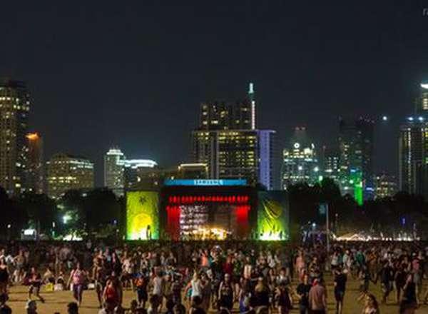 Austin City Limits Music Festival 2015