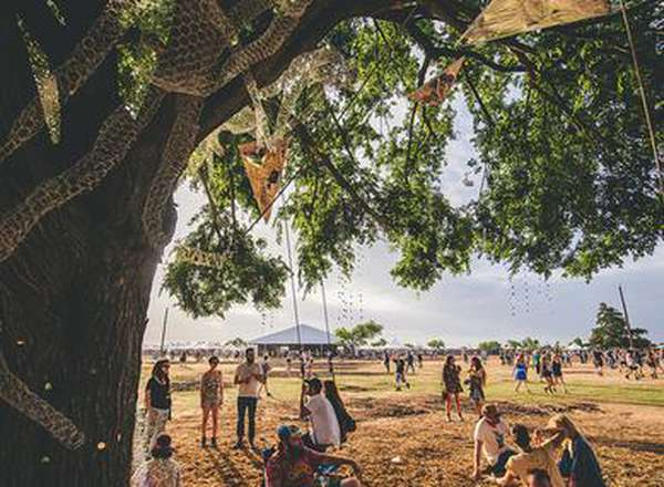 Levitation 2015 / Austin Psych Fest