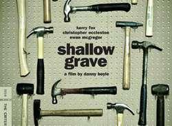 BJ (Ancient Shores) on audio production / Shallow Grave (1994)