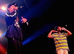Bone Thugs-N-Harmony at Hordern Pavilion