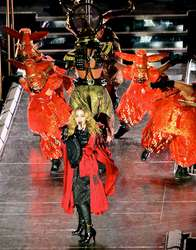 Madonna in Sydney on March 19, 2016