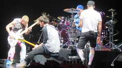 Red Hot Chili Peppers @ Amalie Arena