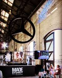 MADE @ Carriageworks