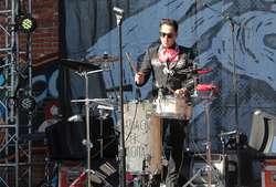 Mariachi El Bronx @ Bo Diddley Plaza