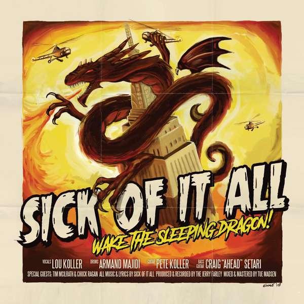 Sick of it All to Wake The Sleeping Dragon