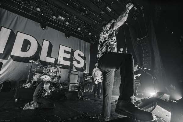 Idles: Don't Go Gentle doc