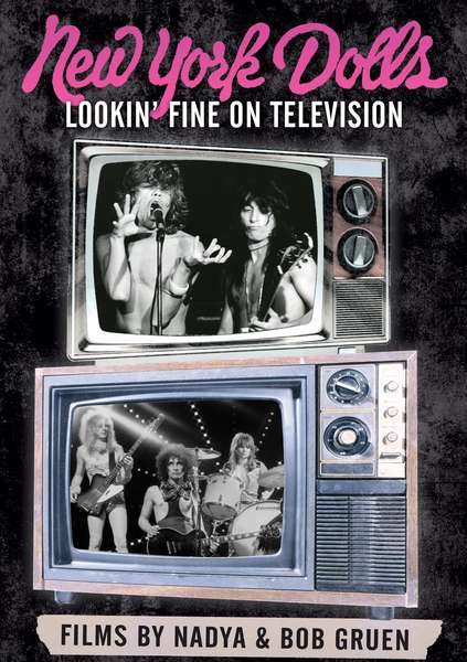 1970s New York Dolls footage to be released on DVD