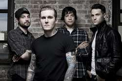 The Gaslight Anthem back on the road