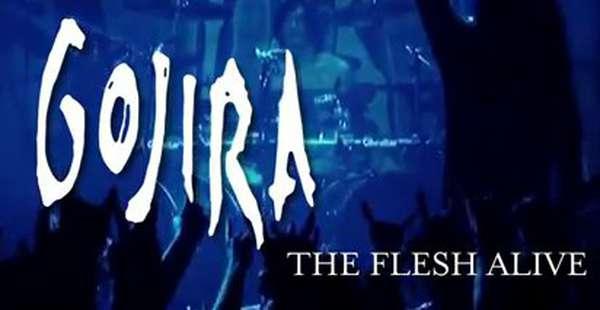 Gojira announce new live DVD