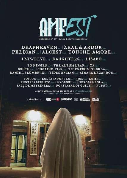 Amfest 2019 in Barcelona