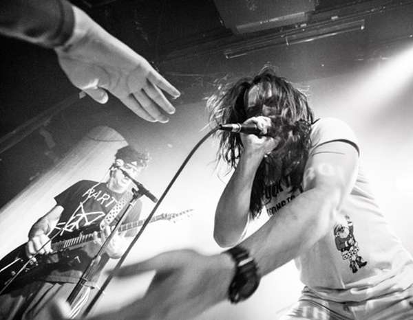 Andrew W.K.: Babalon and The Party Gods