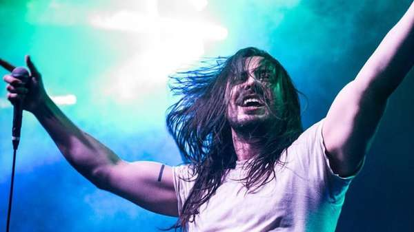God Is Partying, says Andrew WK this fall